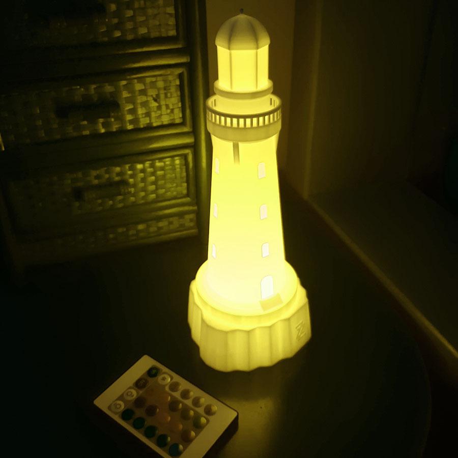 Zoom & avis sur ZZ Lumino : L'impression 3D au service de la lumière !