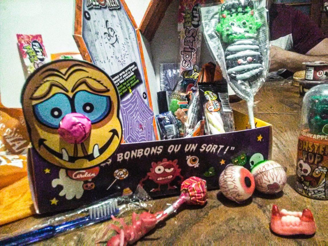 Pourquoi j'ai craqué pour la box mensuelle de bonbons Crok Ta Box ?