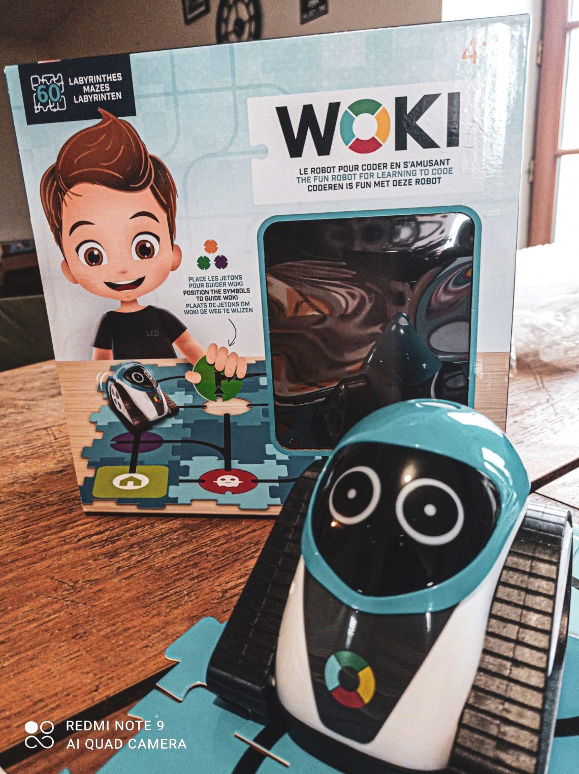 Zoom & Avis Le robot Woki de Buki cherche sa maison !