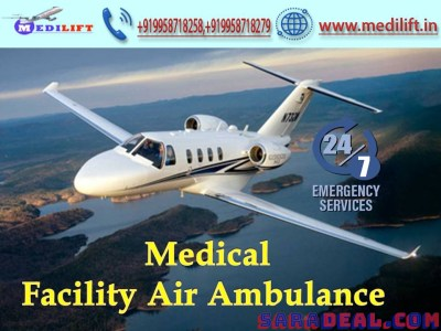 Get Excellent Air Ambulance Service in Chennai with Doctor Team