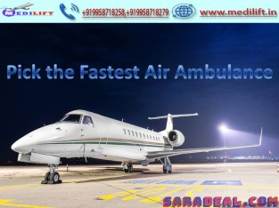 Trustful and Low-Cost Emergency Air Ambulance in Kolkata with Doctor