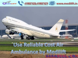 Reliable ICU Facility Air Ambulance in Mumbai at Cost-Effective Price