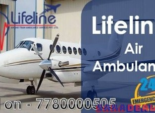 Lifeline Air Ambulance in Allahabad Offers Top-notch Medical Facilities