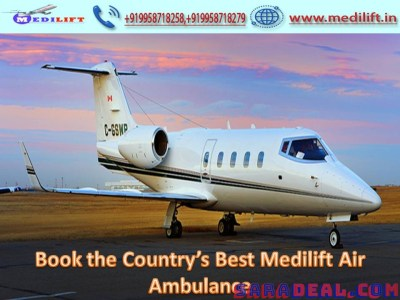 Avail the Benefits of Medilift Air Ambulance from Chennai