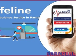 Book Cost-effective Air Ambulance in Patna with Medical Team