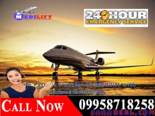 Easily Contact Medilift Air Ambulance in Bangalore at Economical Cost