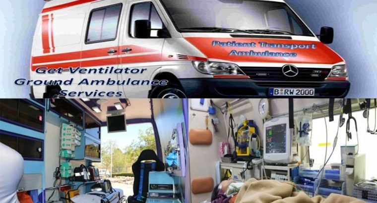 Specialized Ambulance Service in Patna Comprehensive Patient Transfer