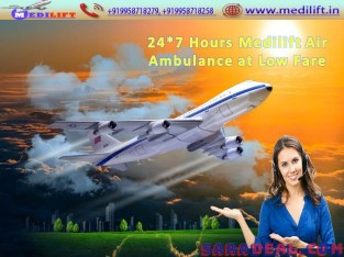 The Best Affordable Cost Air Ambulance Service in Hyderabad