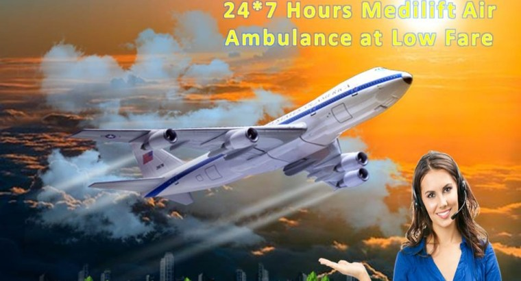 Hire the Fastest Air Ambulance Service in Bangalore – Reasonable Cost