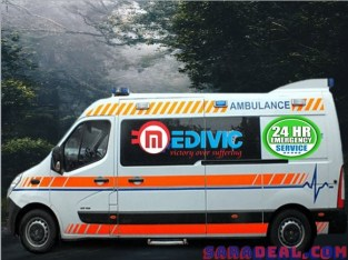 Get Quick Patient Transfer Ambulance Service in Gumla by Medivic