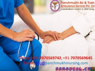 Hire Significant Home Nursing Service in Ramgarh by Panchmukhi