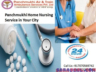 Get the Proper Care from Panchmukhi Home Nursing Service in Kidwaipuri