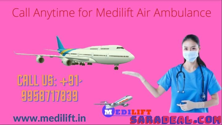Get Life-Support Air Ambulance Service in Mumbai with Latest Medical Tools
