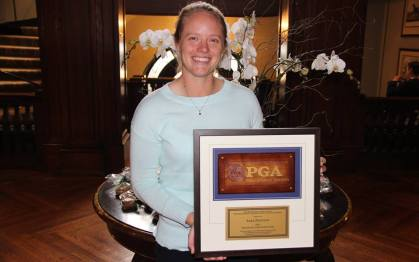 2015 Metropolitan PGA Women's Player of the Year