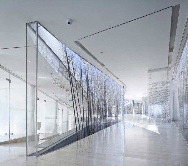 Glass Wall Architecture