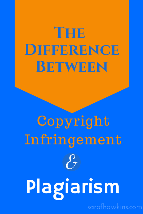 Copyright Infringement vs Plagiarism