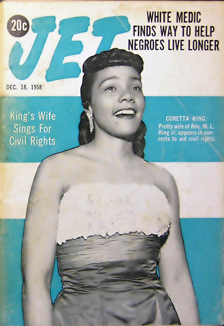 Remembering Coretta Scott King on her 89th Birthday