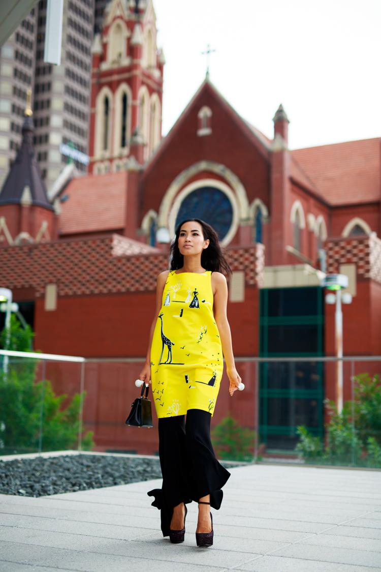 Meet Rihanna's Stylist: Nini Nguyen
