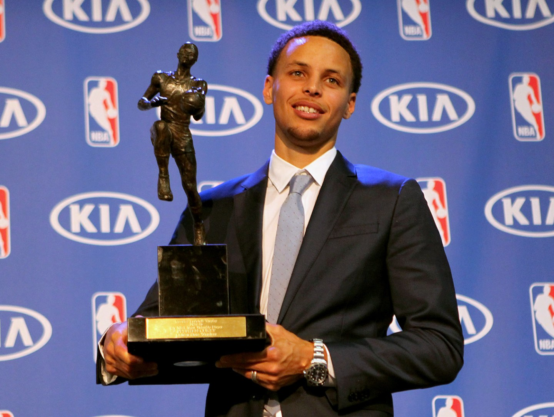 MVP: Steph Curry Makes NBA History
