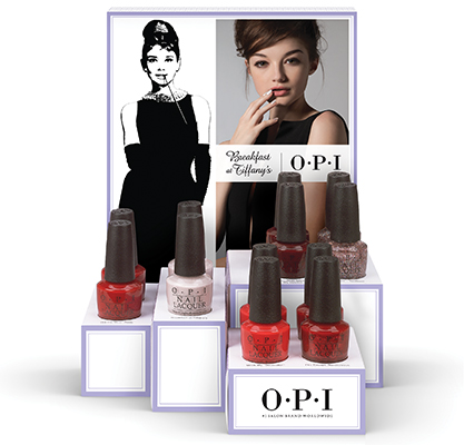 OPI Previews Limited Edition Christmas Collection