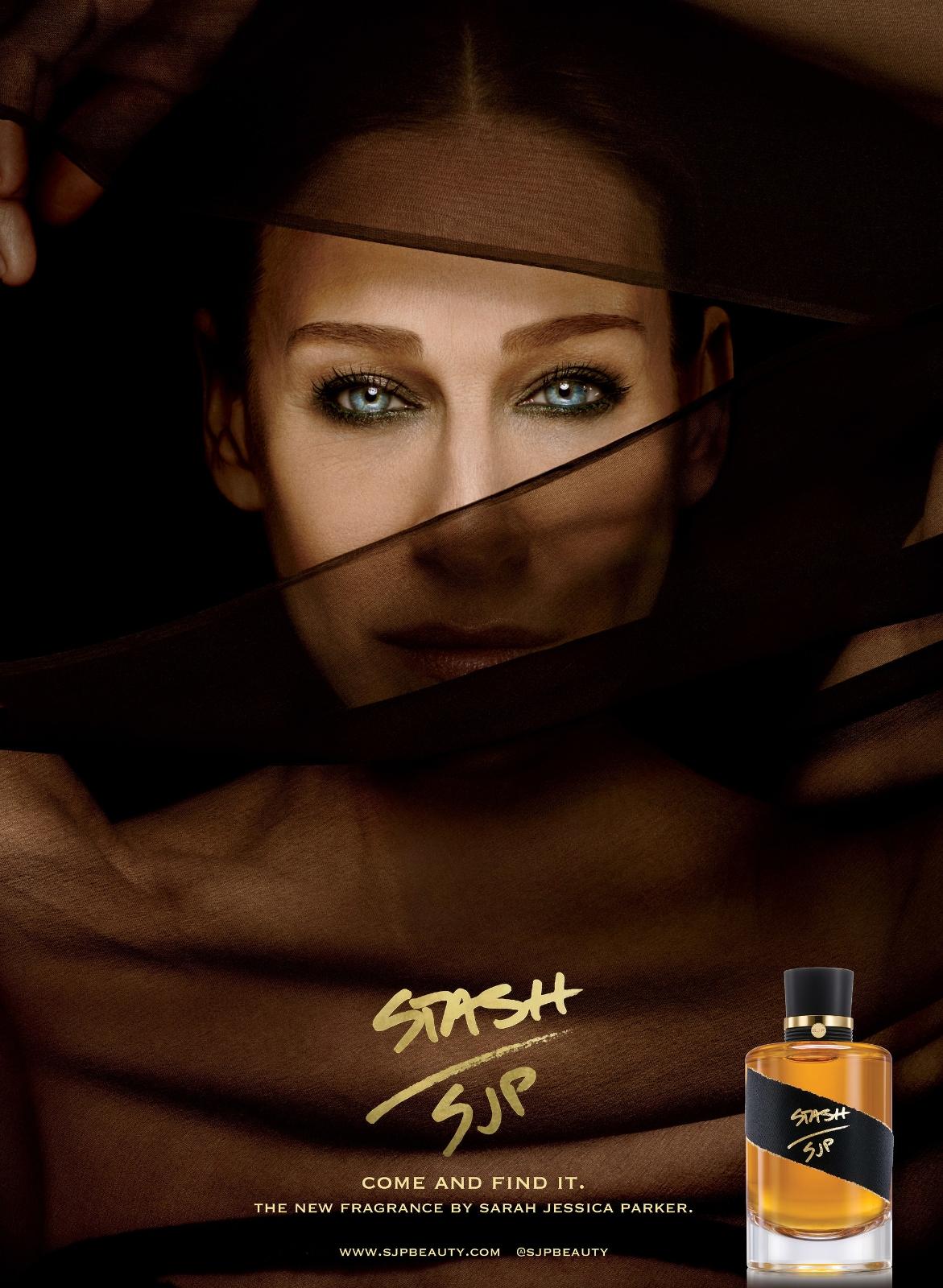 Sarah Jessica Parker Unveils STASH