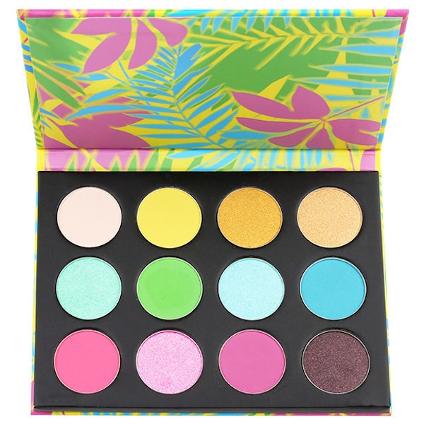 Coastal Scents: New Summer Breeze Palette