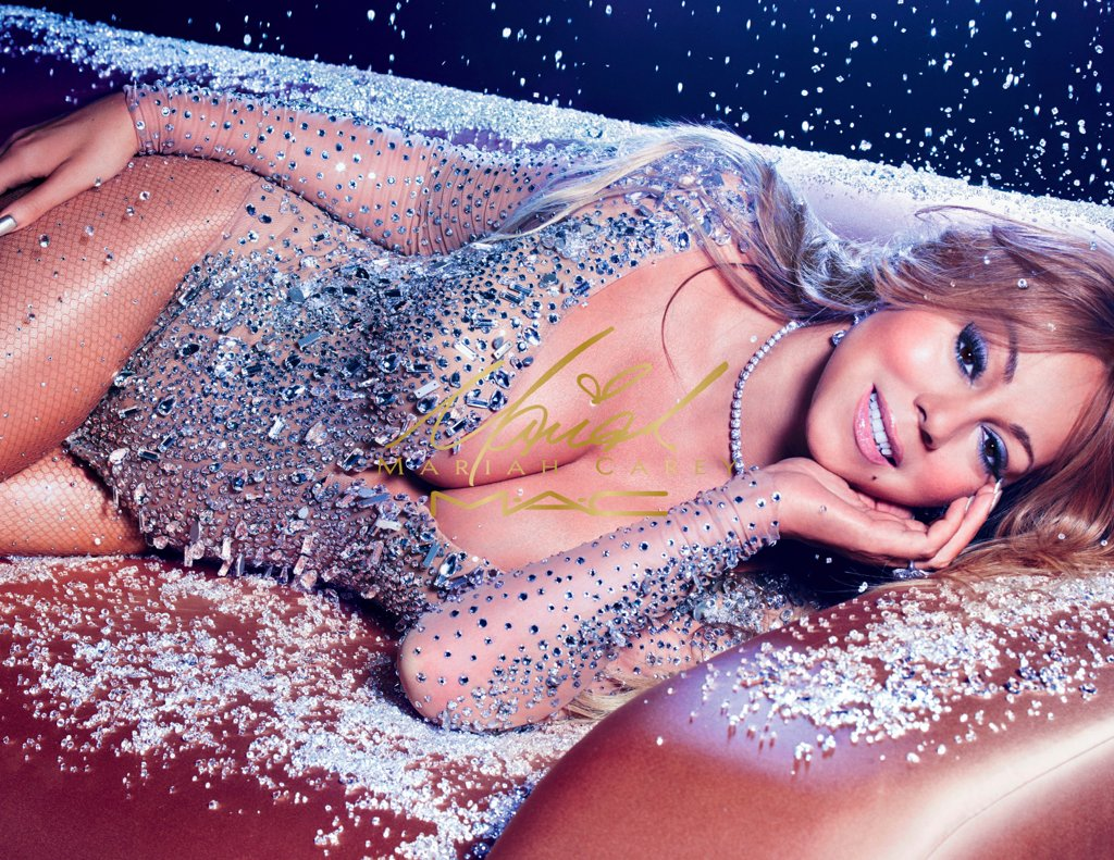 Mariah Carey X MAC Cosmetics Full Collection Coming Soon
