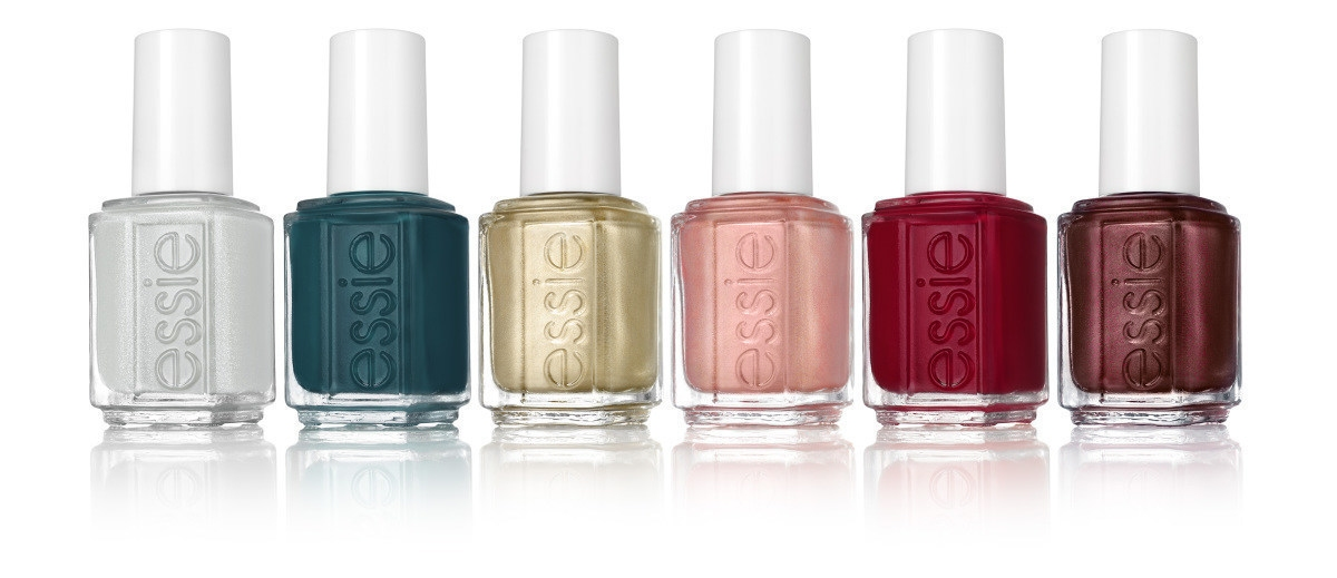 Essie Debuts Winter 2016 Collection