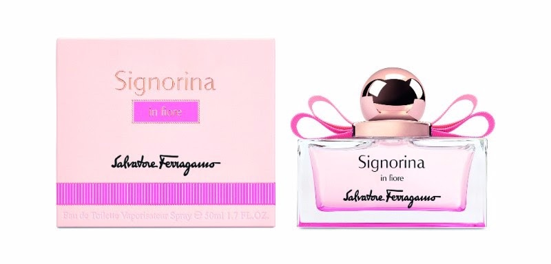 Salvatore Ferragamo Preps for Spring with New Perfume