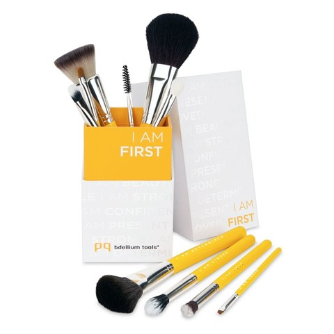 New Makeup Brushes with Positive Affirmations by Bdellium