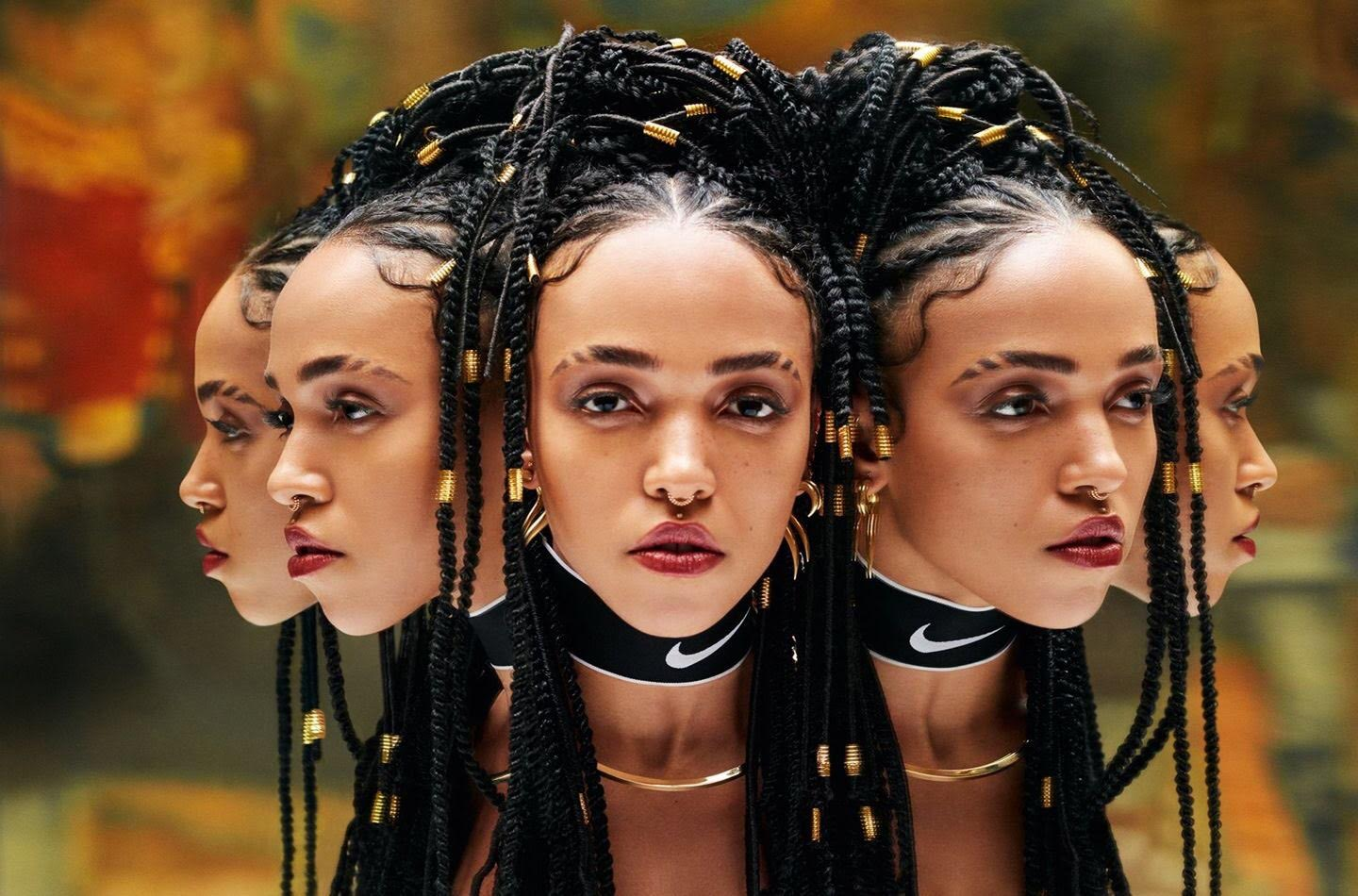 "FKA twigs x NIKE ""Do You Believe in More"""