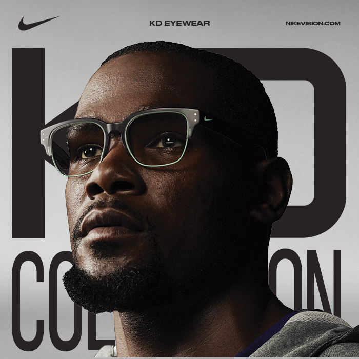 6d708bb6163 Nike Vision Partners With Kevin Durant