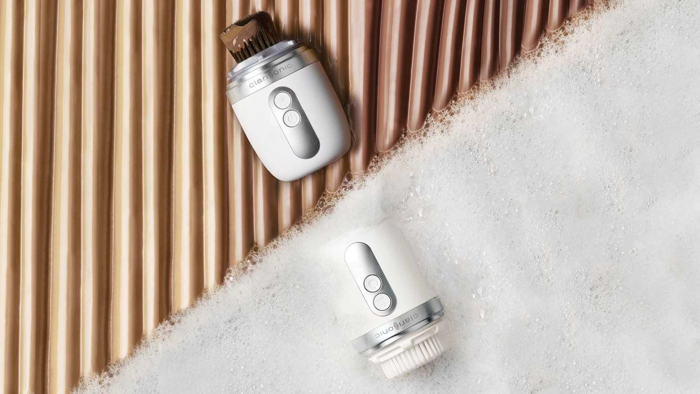 Clarisonic Introduces First Foundation Brush