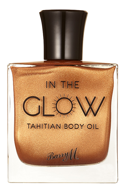 Barry M launches 'In The Glow' Tahitian Body Oil
