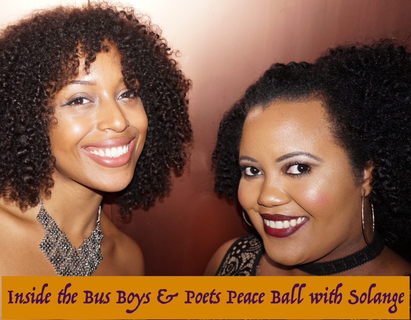 Busboys & Poets Peace Ball w/ Solange + Donald Trump Inauguration Madness VLOG!