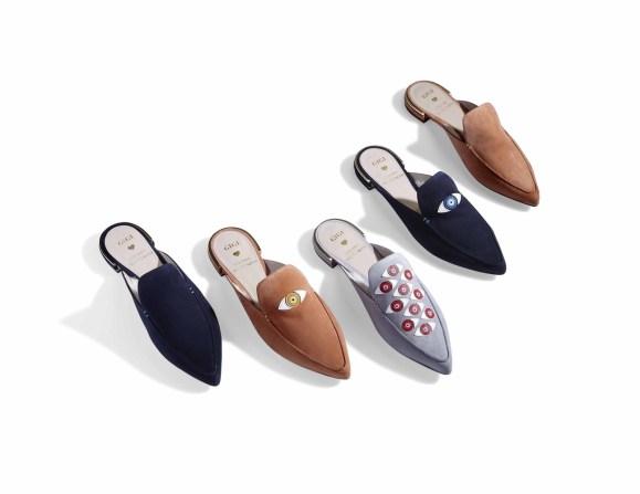 Stuart Weitzman EYELOVE Shoe Collection