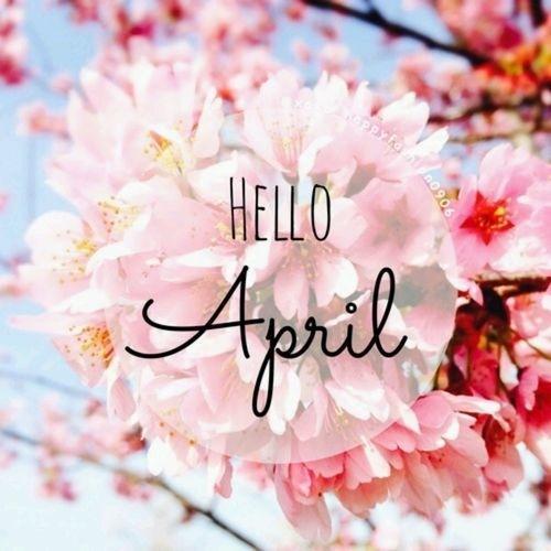 """Résultat de recherche d'images pour """"hello april images"""""""