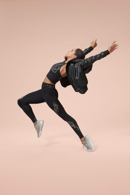 """263ba4db6a918 """"Under Armour helped my vision become a reality and I'm so excited to share  this collection with women everywhere. I wanted a line where we could feel  ..."""