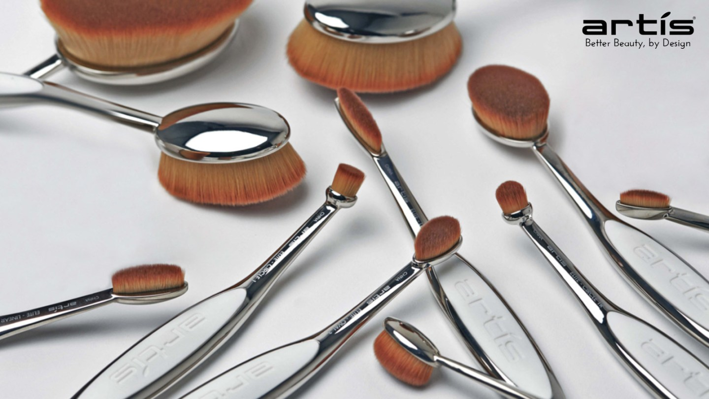 Artis Next Generation Elite Collection brushes