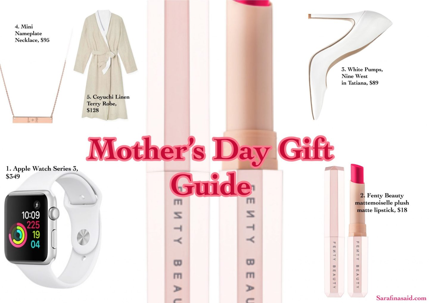 Mother's Day Gift Guide for Millennials!