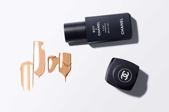 """9045c768ec9f """"By creating Boy de Chanel, its first makeup line for men, Chanel reaffirms  the ever-changing codes of an unchanging vision: Beauty is not a matter of  ..."""