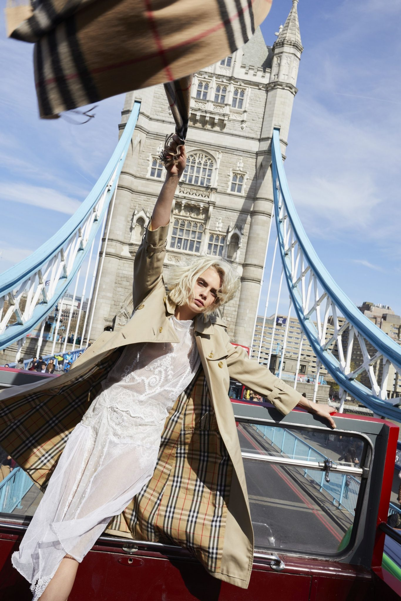 Burberry Introduces 'Her' Starring Cara Delevingne