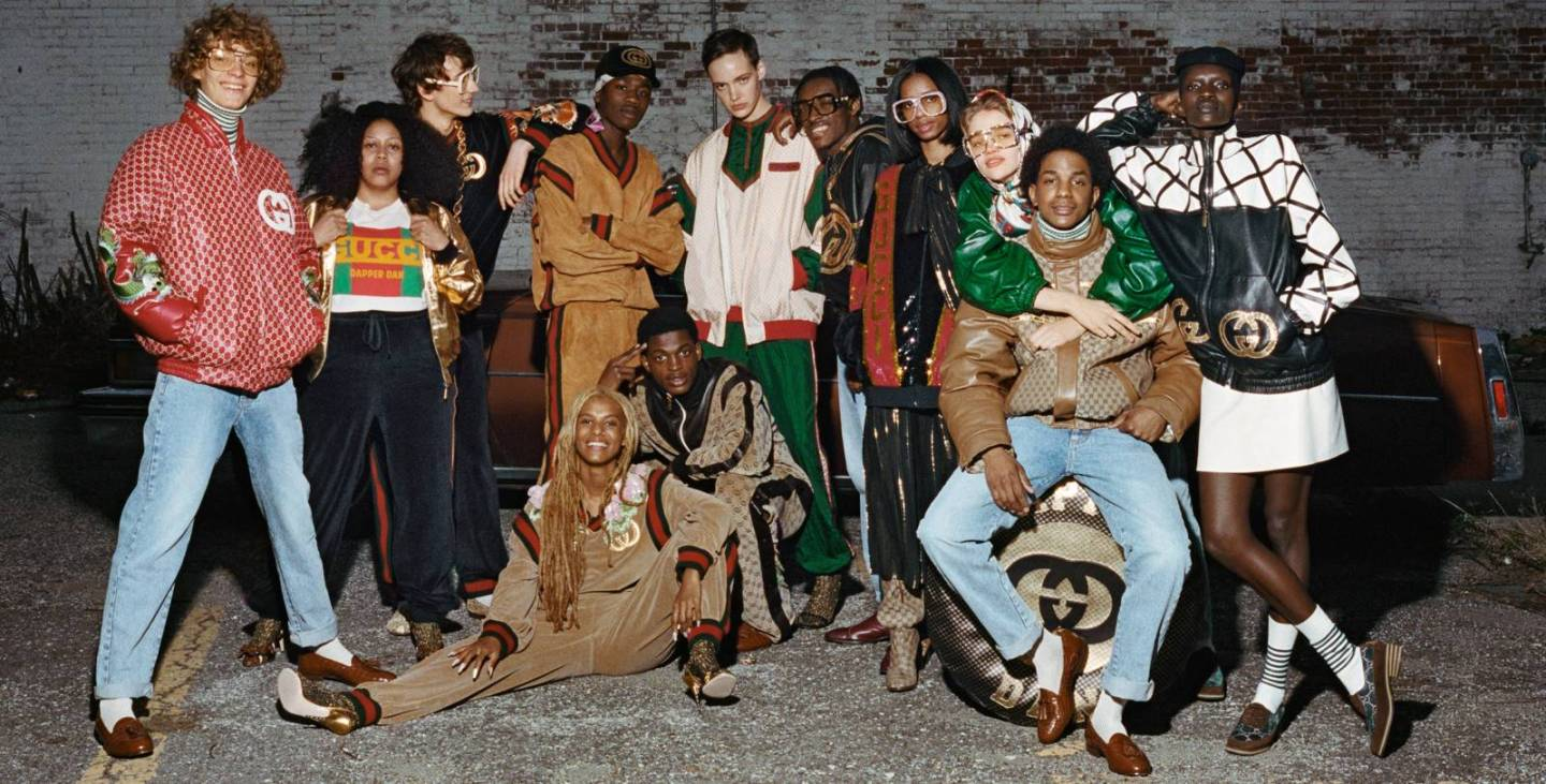 Dapper Dan X Gucci Fall/Winter Full Collection [Photos]