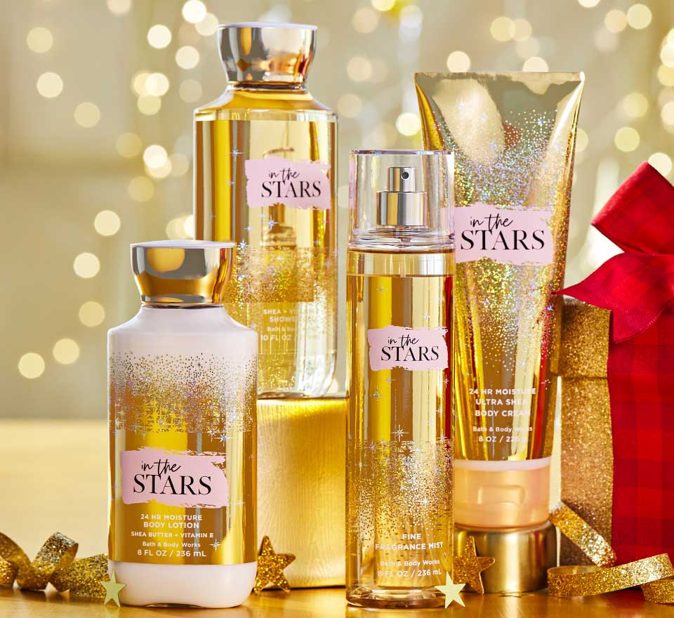 Bath & Body Works Launches 'in the Stars' Holiday Scent
