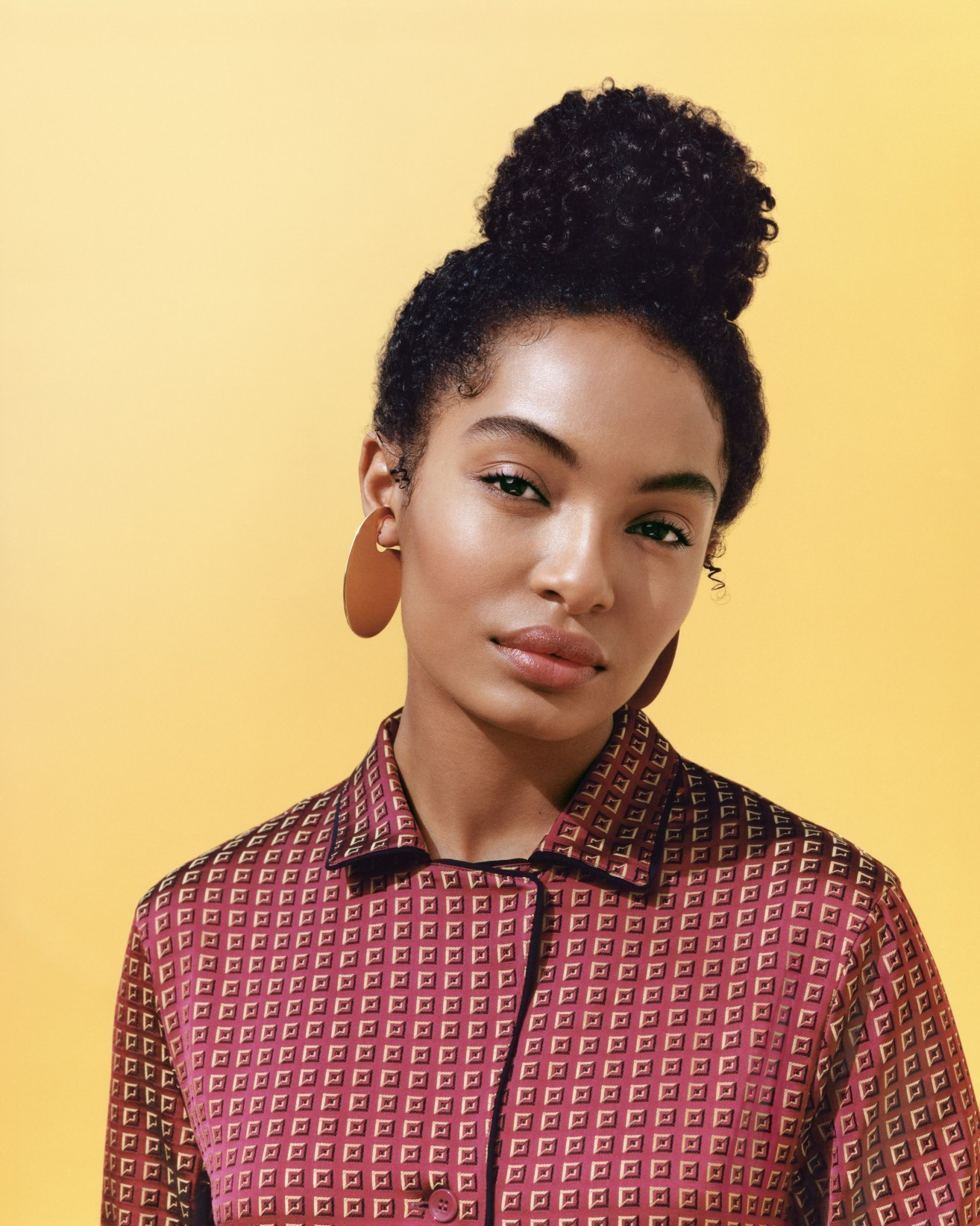 Yara Shahidi Fronts Bobbi Brown's Confident Beauty