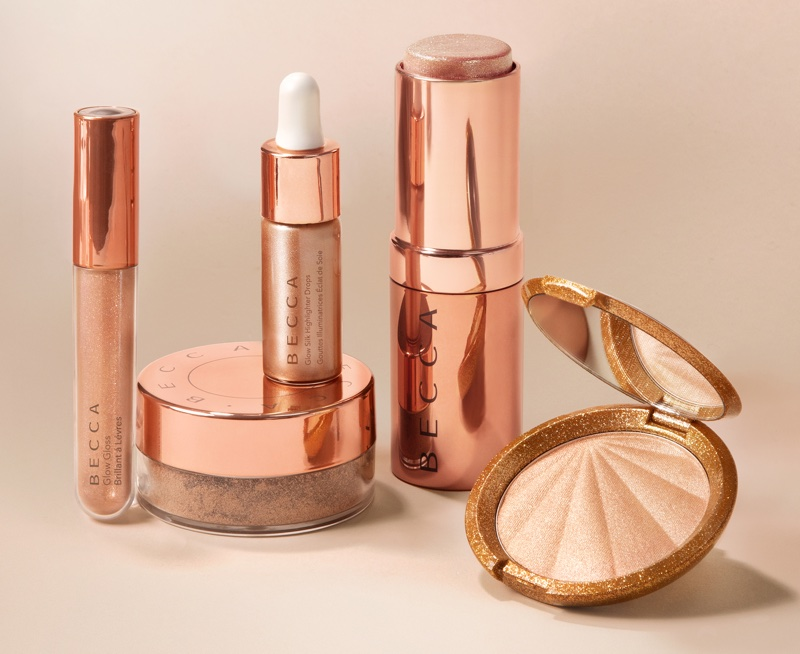 BECCA Launches New Highlighter Collection