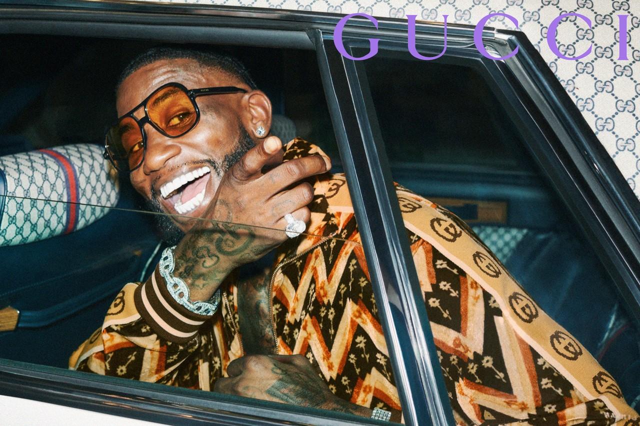 Gucci Mane Stars in GUCCI Cruise '20 Campaign