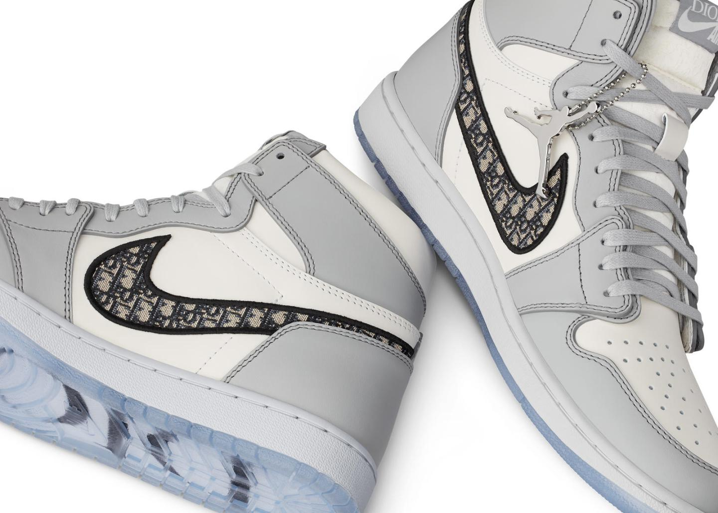 Jordan Brand and Dior Announce New Collaboration