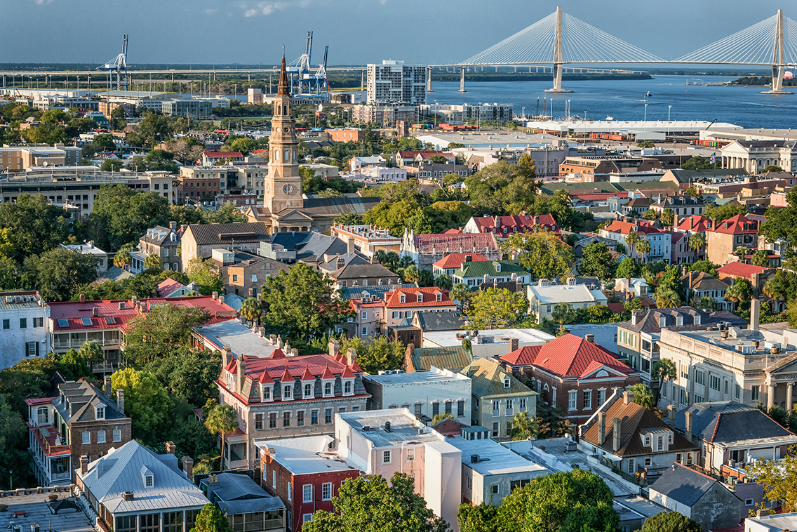 Charleston Named No.1 City In The South