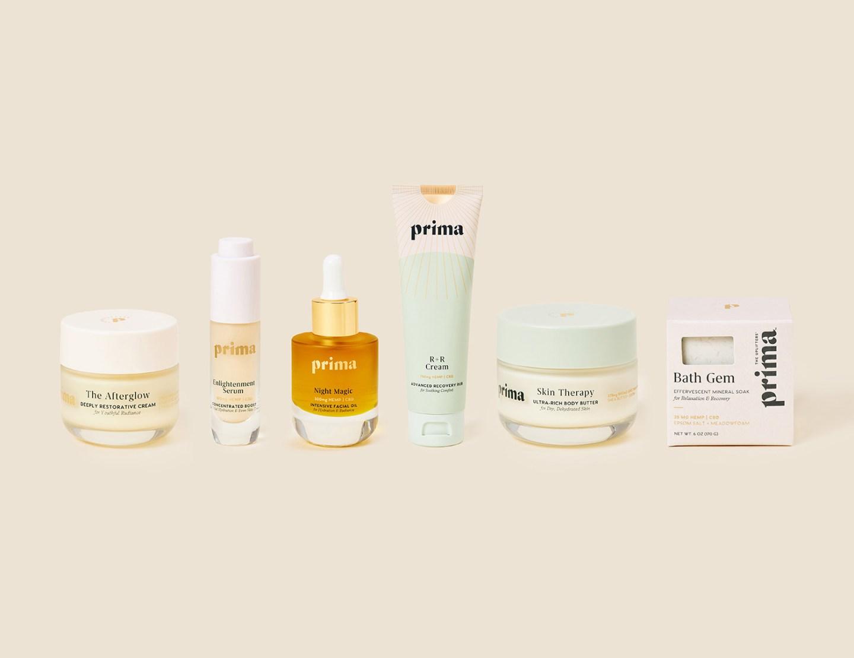 Prima CBD Wellness Brand Lands in Sephora